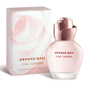 Armand Basi Rose Lumiere eau de toilette nőknek 100 ml