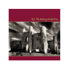 U2 The Unforgettable Fire (Remastered) CD egyéb zene