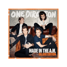 One Direction Made in the A.M. (Deluxe Edition) CD egyéb zene