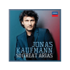 Jonas Kaufmann 50 Great Arias CD
