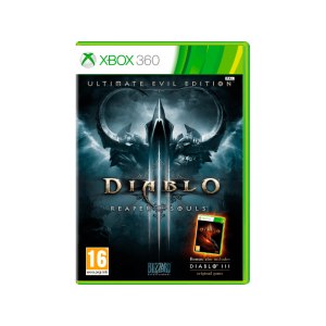 Activision Diablo III: Reaper of Souls – Ultimate Evil Edition Xbox 360