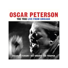 Oscar Peterson The Trio Live From Chicago CD egyéb zene