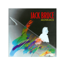 Jack Bruce Monkjack (Remastered Edition) CD egyéb zene