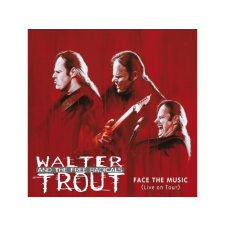 Walter Trout and The Free Radicals Face The Music - Live On Tour CD egyéb zene