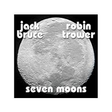 Jack Bruce Seven Moons CD egyéb zene