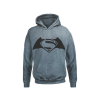 Batman vs. Superman Batman Superman ellen - Az igazság hajnala - Superbatman, Kapucnis XL