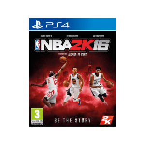 2K NBA 2K16 (PlayStation 4)