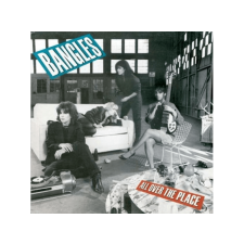 Bangles All Over The Place CD egyéb zene