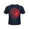 Game of Thrones Trónok Harca - Fire and Blood T-Shirt S