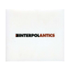 Interpol Antics 10+2+1 Video Trk CD