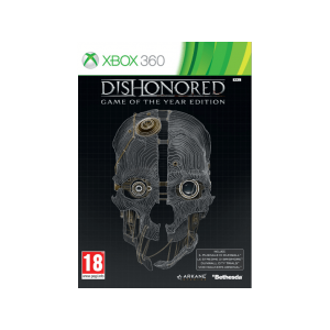 Bethesda Dishonored: Game of the Year Edition (Xbox 360)