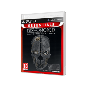 Bethesda Dishonored: Game of the Year Edition - Essentials (PlayStation 3)