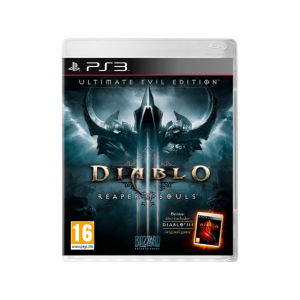 Activision Diablo III: Reaper of Souls – Ultimate Evil Edition (PlayStation 3)