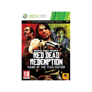 ROCKSTAR Red Dead Redemption - Game of the Year Edition (Xbox 360)