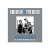 Bob Dylan vs Pete Seeger The Singer and The Song CD