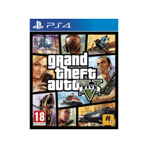 ROCKSTAR Grand Theft Auto V (PlayStation 4)