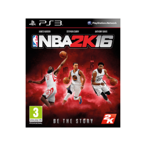 2K NBA 2K16 (PlayStation 3)