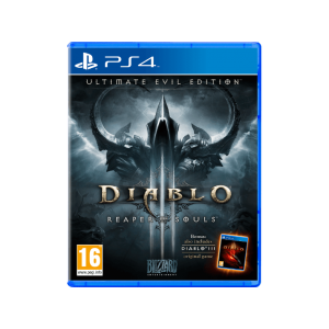 Activision Diablo III: Reaper of Souls – Ultimate Evil Edition (PlayStation 4)