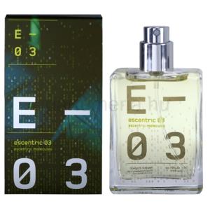 Escentric Molecules Escentric 03 eau de toilette unisex 30 ml töltelék