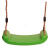 Sharky Hintaülőke kötéllel karikával, világos zöld