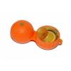 Optipak 3D lencse tároló tok - Narancs