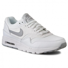 Nike Cipők NIKE - W Air Max 90 Ultra Essentials 704993 102 White/Wlf Grey/Pf Pltnm/Mtllc S
