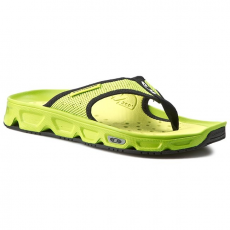 Salomon Vietnámi papucsok SALOMON - Rx Break 381608 28 M0 Granny Green/Gecko Green/Black