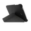 tok-shop.hu Samsung Galaxy Tab 4 8.0 SM-T335, Origami Smart Case, BELK, fekete
