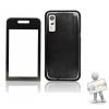 Samsung Avila S5230, előlap és akkufedél, fekete