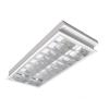 Elmark 2x18W T8 tükrös elektronikus lámpatest süllyesztett Kali I