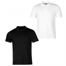Donnay Pólóing Donnay Two Pack Shirts fér.