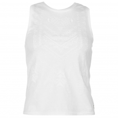 Soul Cal Top felső SoulCal Embroidered női