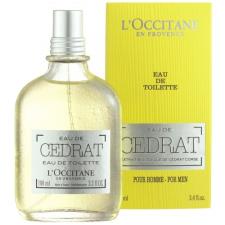 LOCCITANE Cedrat EDT 100 ml parfüm és kölni