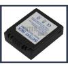 Panasonic CGA-S002 7.2V 900mAh utángyártott Lithium-Ion kamera/fényképezőgép akku/akkumulátor