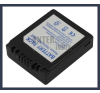 Panasonic Lumix DMC-FZ2A-S 7.2V 900mAh utángyártott Lithium-Ion kamera/fényképezőgép akku/akkumulátor digitális fényképező akkumulátor