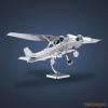 Fascinations Metal Earth Cessna 172 Skyhawk repülőgép