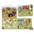 Learning Resources 4 db összeillő puzzle - farm