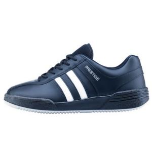 PRESTIGE SPORT fekete cipő 36-48 méretek