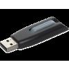 Verbatim V3 64GB 3.0 fekete/szürke pendrive
