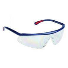 MUNKAVEDELEM Szemüveg BARDEN víztiszta AF, AS, UV, állítható szárú, páramentes, karcálló, PC látómezővel