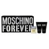 Moschino Forever - eau de toilette 4,5 ml + 25ml tusfürdő + 25ml after shave balzsam Férfi