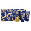 Versace Yellow Diamond Intense-eau de parfüm 5 ml+tusoló gél 25ml+testápoló 25 ml Női