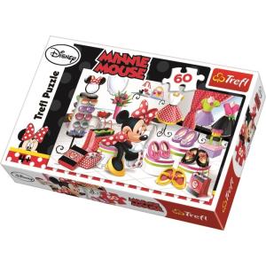 Trefl Puzzle Minnie 60 rész