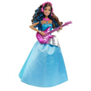 Mattel Barbie Rock 'N Royals Singing Princess Rock Star CMT15