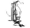 m-tech (G) GHG-41094GB Fitness center, lapsúlyos kondigép, kombinált erősítő gép, funkcionális tréner, erőtorony kondigép