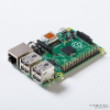 Raspberry Pi B+ SD kártyával