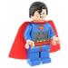 9005701-LEGO Kiegészítők-LEGO® Superman ébresztőóra