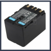 JVC GR-DVL722 7.2V 3400mAh utángyártott Lithium-Ion kamera/fényképezőgép akku/akkumulátor