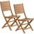 Fieldmann FDZN 4012 összecsukható székek, 2 db