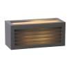 Lucide 27853/01/30 DIMO Wall Light IP54 E27 10.8/11/25 Black